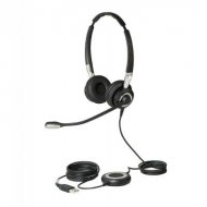 Наушники Jabra Telecom BIZ 2400 II Duo USB MS Bluetooth