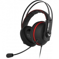Наушники ASUS TUF Gaming H7 Core Red (90YH01QR-B1UA00)