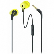 Наушники JBL Endurance Run BlackYellow (JBLENDURRUNBNL)