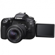 Цифровой фотоаппарат Canon EOS 90D + 18-55 IS STM (3616C030)