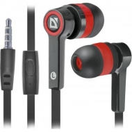 Наушники Defender Pulse 420 Red (63424)