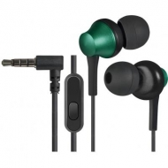 Наушники Defender Pulse 470 Black-Green (63473)
