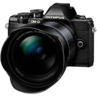 Цифровой фотоаппарат OLYMPUS E-M10 mark III 12-200 Kit black/black (V207070BE020)