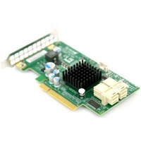 Контроллер RAID Supermicro add on card Dual-Port NVMe Internal HBA (AOC-SLG3-2E4)