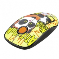 Мышка Trust Sketch Silent Click Wireless Yellow (23337)