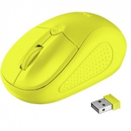Мышка Trust Primo Wireless Neon Yellow (22742)