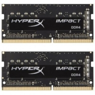Модуль памяти для ноутбука SoDIMM DDR4 16GB (2x8GB) 3200 MHz HyperX Impact Kingston (HX432S20IB2K2/16)
