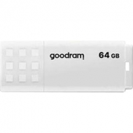 USB флеш накопитель GOODRAM 64GB UME2 White USB 2.0 (UME2-0640W0R11)