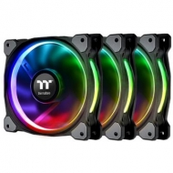 Кулер для корпуса ThermalTake Riing Plus 12 RGB Radiator Fan TT Premium Edition (3-Fan Pa (CL-F053-PL12SW-A)