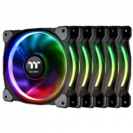 Кулер для корпуса ThermalTake Riing Plus 14 RGB Radiator Fan TT Premium Edition (CL-F057-PL14SW-A)