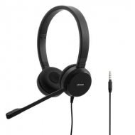 Наушники Lenovo Pro Stereo Wired VOIP Headset (4XD0S92991)