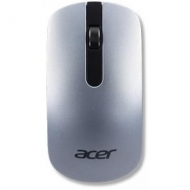 Мышка Acer Wireless Optical Mouse Pure Silver (NP.MCE11.00L)