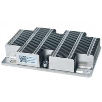 Радиатор охлаждения Dell Heat sink for PowerEdge R640 for CPUs up to 165W,CK (412-AAMF)