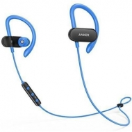Наушники Anker SoundBuds Curve Black-Blue (A3263HJ1)