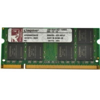 Модуль памяти для ноутбука SoDIMM DDR2 2GB 800 MHz Kingston (HPK800D2S6/2G_Ref)